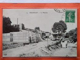 CPA (93) Bagnolet. La Plâtrière.   (O.461) - Bagnolet