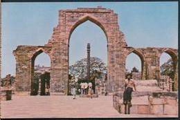 °°° 21040 - INDIA - NEW DELHI - IRON PILLAR , QUTAB °°° - India