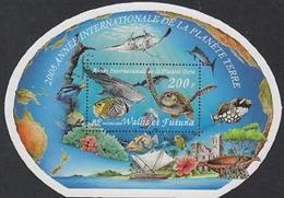 WALLIS ET FUTUNA 2008 - Année De La Planète Terre - BF - Fishes