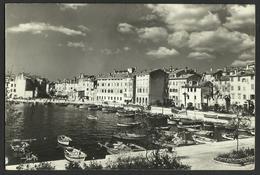 CROATIA HRVATSKA ROVINJ  Postcard (see Sales Conditions) 01290 - Croatie