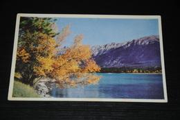 3637-         CANADA, ALBERTA, JASPER, LAKE EDITH - Jasper