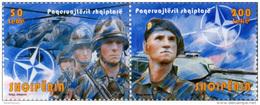 Albania Stamps 2010. ALBANIAN PEACEKEEPERS. Set MNH - Albania