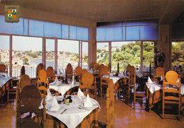 Espagne Mallorca Porto Cristo Restaurante Bar Souvenirs Los Dragones (2 Scans) - Mallorca