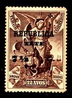 ! ! Tete - 1913 Vasco Gama On Timor 7 1/2 C - Af. 22 - MH - Tete