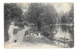 (26409-94) Les Beaux Sites De La Marne - De La Varenne à Champigny - France