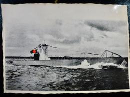 GERMAN Photo WW2 WWII ARCHIVE : U-BOAT N°10 _ KRIEGSMARINE - Guerre, Militaire