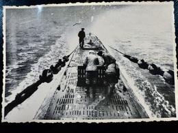 GERMAN Photo WW2 WWII ARCHIVE : U-BOAT _ KRIEGSMARINE - Guerre, Militaire