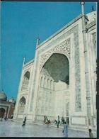 °°° 21059 - INDIA - PORTAL , TAJ MAHAL , AGRA °°° - India