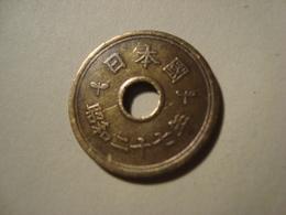 MONNAIE JAPON 5 YEN 1952 / 27 - Japan