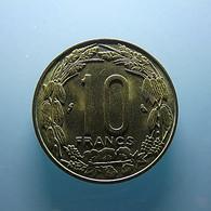 Cameroon 10 Francs 1969 - Cameroun