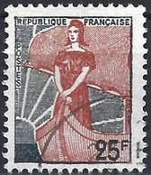 France 1959 - Mi 1259 - YT 1216 ( Castle Of Perpignan ) - France