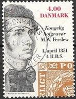2001 4k Stamp Engraver, Used - Danimarca