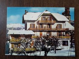 L27/313 Combloux - Hôtel-Restaurant Fleurs Des Alpes - Combloux