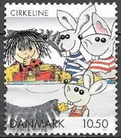 2002 10.50k Comics, Used - Danimarca