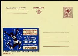 Publibel Neuve N° 2261  ( THERMIC; Vêtements Pour Sportifs- Frileux ....) - Werbepostkarten