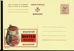 Publibel Neuve N° 2271 ( Moutarde BISTER  Dijon - Mosterd) - Werbepostkarten