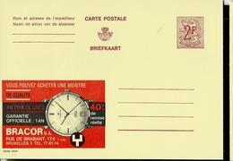 Publibel Neuve N° 2272 ( BRACOR - Montre - Horlogerie) - Werbepostkarten