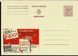 Publibel Neuve N° 2281  ( Bon Pour 1000 F  Chez D.I.A.N.E. - Bxl 3) - Werbepostkarten