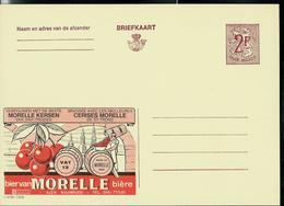 Publibel Neuve N° 2283  ( Bière - Bier à La Cerise : MORELLE  - St-Trond) - Werbepostkarten