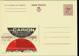 Publibel Neuve N° 2286 ( Ets CARION  Pour Le Camping De Vos Rêves  - Ath) - Werbepostkarten