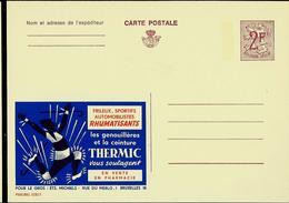 Publibel Neuve N° 2293  ( THERMIC; Vêtements Pour Sportifs- Frileux ....) - Werbepostkarten