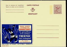 Publibel Neuve N° 2294  ( THERMIC; Vêtements Pour Sportifs- Frileux ....) - Werbepostkarten