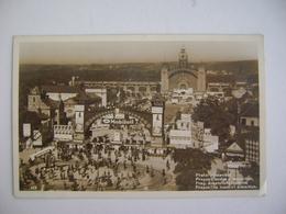 "CZECHOSLOVAKIA - POST CARD SENT FROM PRAGUE / PRAHA TO SAO PAULO (BRAZIL) STAMP ""AUTOPOSTA"" 20-V-39 IN THE STATE - Slovaquie"