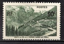 FRANCE 1937 -  Y.T. N° 358 - NEUF** - France
