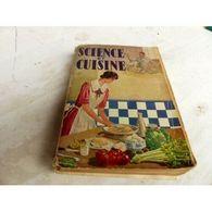Sciences Et Cuisine Recettes Docteur Jean Nussbaum - Autres Collections