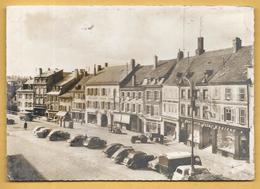 C.P.A. Sarrebourg - Place Du Marché - Sarrebourg