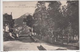 BRIANCON LE JARDIN DE LA VILLE 1917 TBE - Briancon