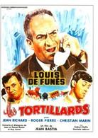 CPM - Carte Postale - Les Tortillards Louis De Funès - Posters On Cards