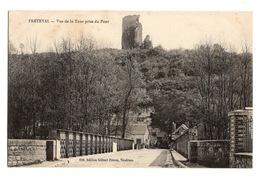 41 LOIR ET CHER - FRETEVAL Vue De La Tour Prise Du Pont (voir Descriptif) - Frankreich