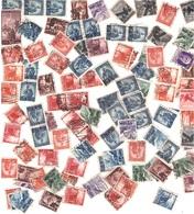 DEMOCRATICA 100 PZ. USATI - Lotti E Collezioni