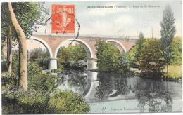 MONTMORILLON : PONT DE LA BRASSERIE - Montmorillon