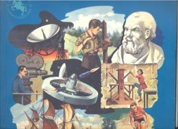 Chocolat JACQUES - Album Chromos COMPLET - Sciences, Tour De France,...voir Scan N° 2  (RMT) - Jacques