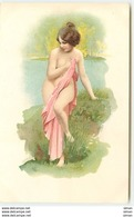 N°11419 - Carte Fantaisie - Femme - Baigneuse N°11 - Nu Féminin - Women