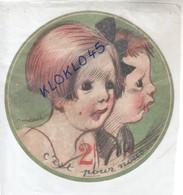 Illustrateur Poulbot - Image C'est Pour Nous Enfants - FETE DE PRINTEMPS DE PARIS 12 JUIN 1927 - Garçon Merci - N° 33895 - Cromo