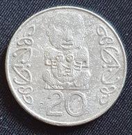 New Zealand 20 Cents 2004 - Nuova Zelanda