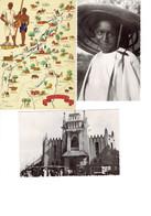 SOUDAN COLLECTION 6 CPSM - Soudan
