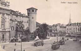 Torino - Piazza Castello - Italia