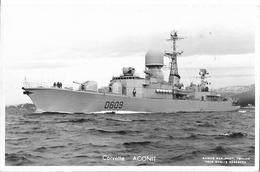 BATEAU - Corvette ACONIT - Guerra
