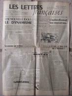 Journal Les Lettres Françaises N°35 (23 Déc 1944) Le Dynamisme - Douanier Rousseau - Saint Exupéry - M Bedel - Andere
