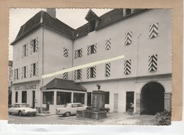 Dept 39 : ( Jura ) Saint-Amour, Hôtel De L'Alliance, Salle A Manger, L'Entrée De L'hôtel. - Autres Communes