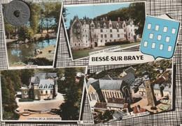 45  -  Carte Postale Semi Moderne De  BESSE SUR BRAY   Multi Vues - Other Municipalities