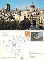 Marsala. Porta Garibaldi. Viaggiata 1977 - Marsala