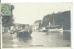 ANNECY     (   HAUTE SAVOIE   )   EMBARCADÈRE - Annecy