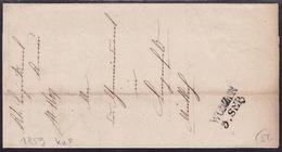 Wurzen (Podljubelj, Slovenia), 1859, Complete Ex-offo Letter - Briefe U. Dokumente