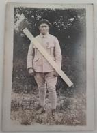 1916 1918 Tirailleurs Annamite Indochinois Indochine Croix De Guerre Citation Poilu Tranchée Ww1 1914 Carte Photo - Guerre, Militaire