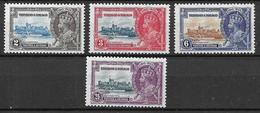 Trinidad& Tobago 1935 - Complete Set - Trinidad & Tobago (...-1961)